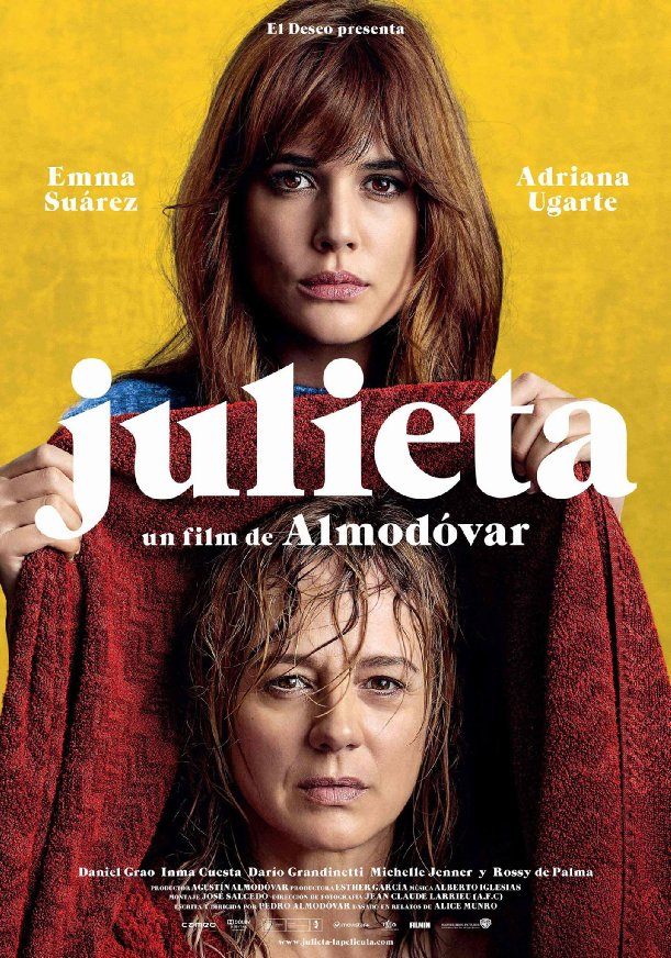 Julieta | El Desco