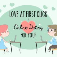 Love at First Click. Is Online Dating for You?