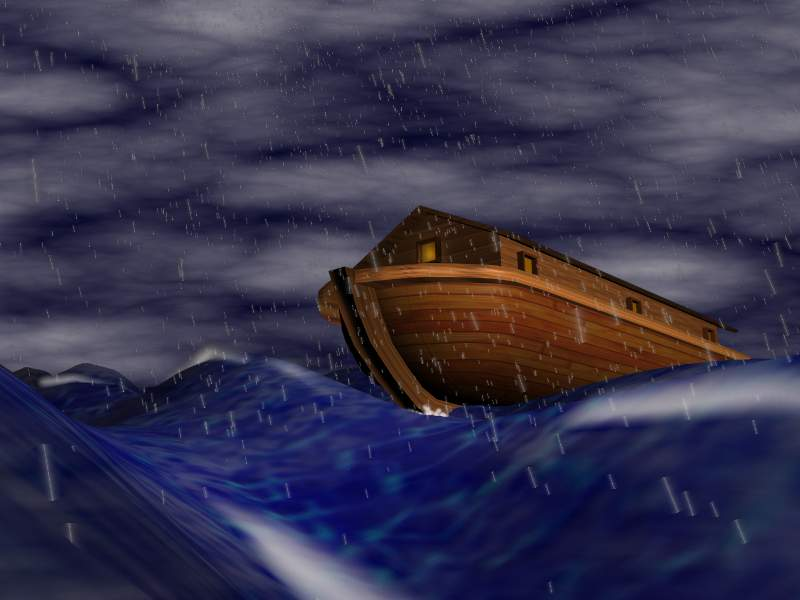 Noah, the Ark, and the Great Flood